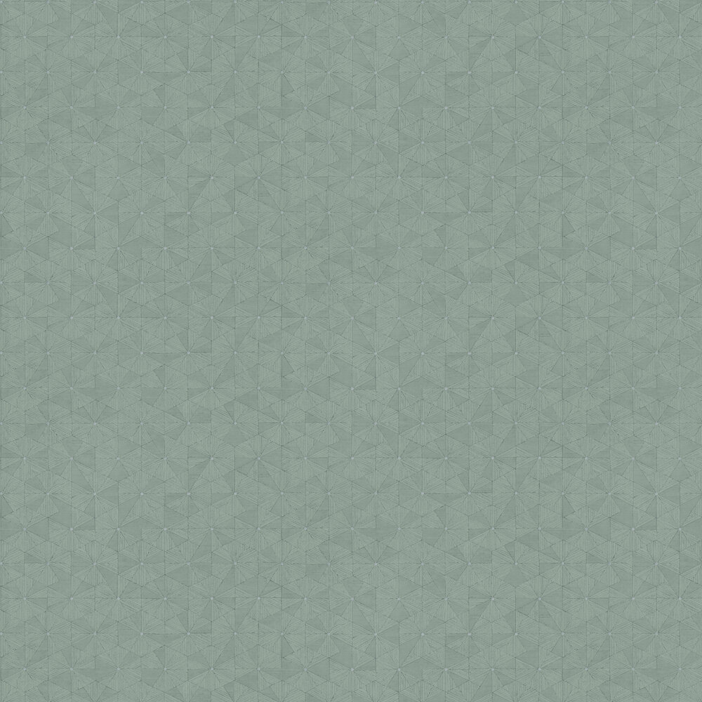 Albany Shard Green Wallpaper - Product code: 35895-9