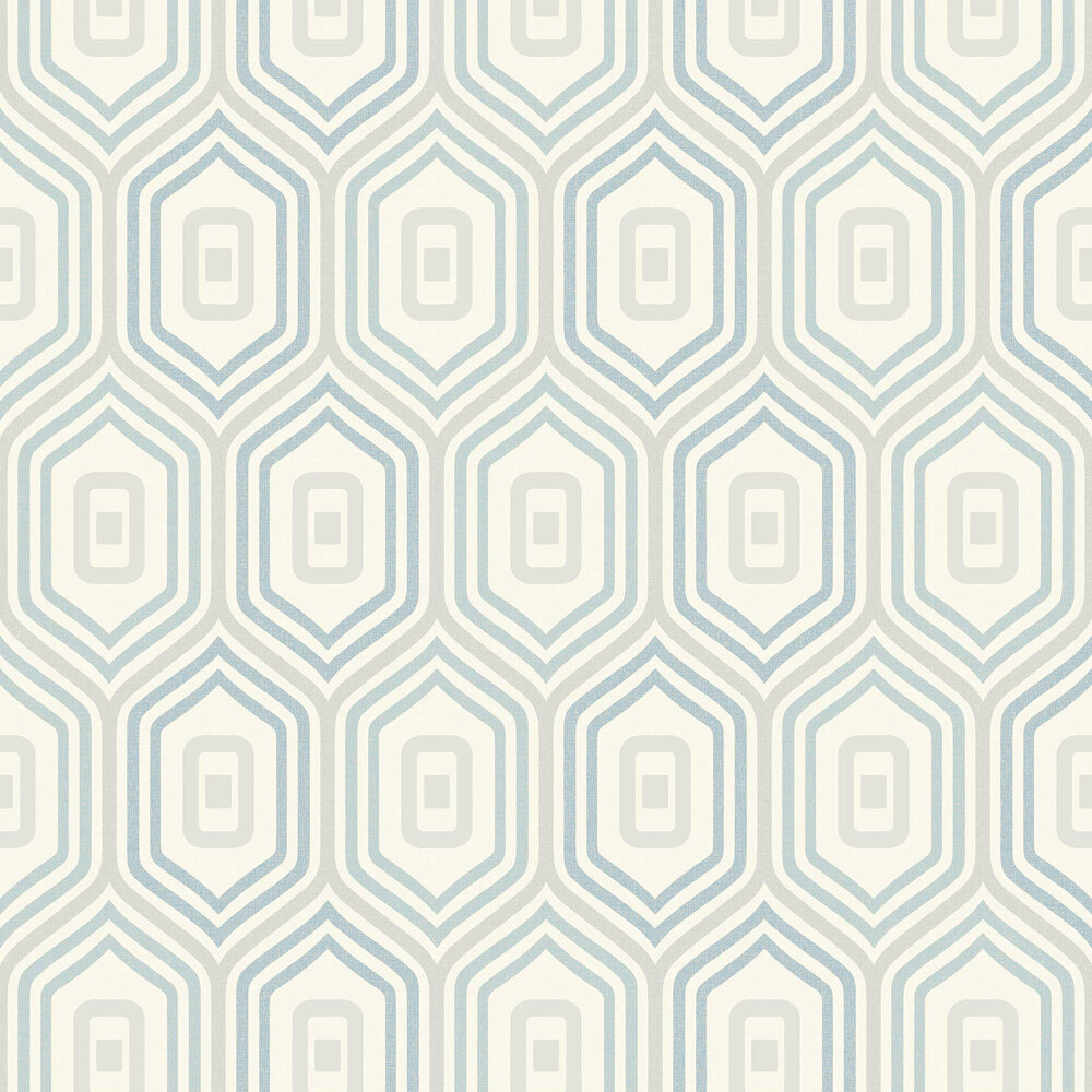 Entity Wallpaper - Blue  / Grey  - by Albany