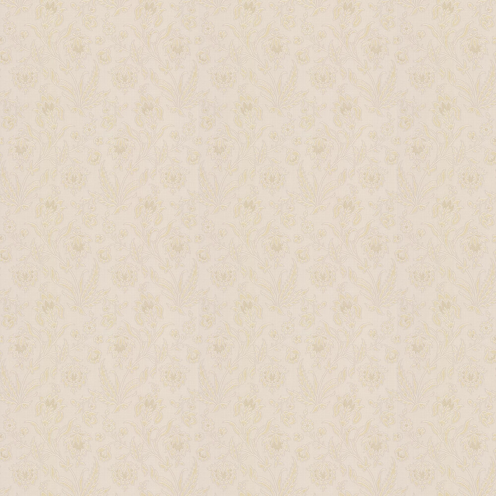 Milano Flower Wallpaper - Cream - by Albany