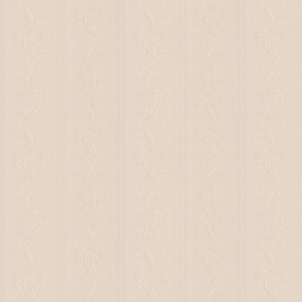 Milano Stripe Wallpaper - Cream - by Albany