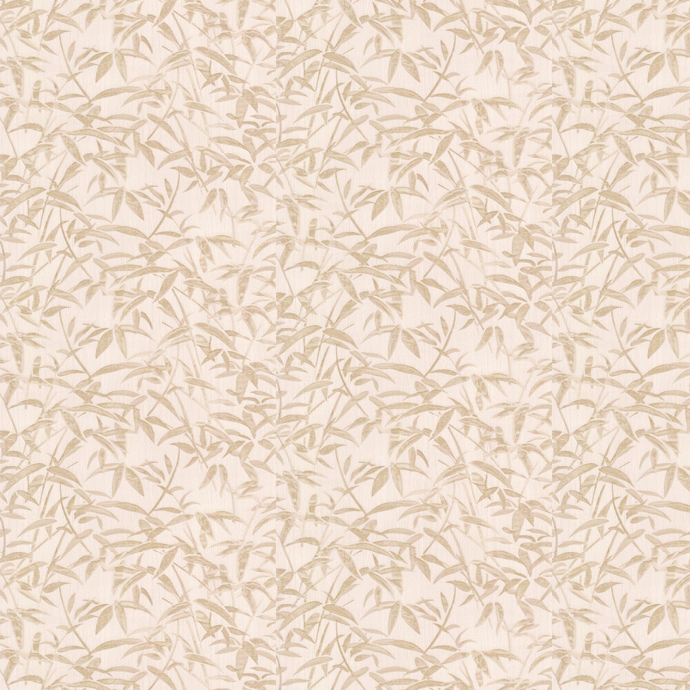 Milano Bamboo Wallpaper - Cream - by Albany