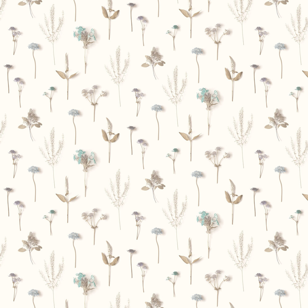 Albany Natural Forest Blue Wallpaper - Product code: NF3301