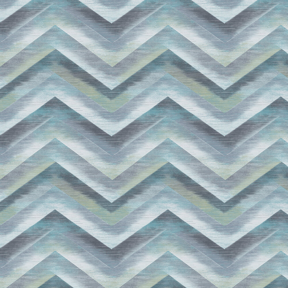 Albany Cascade Teal Wallpaper - Product code: 35721