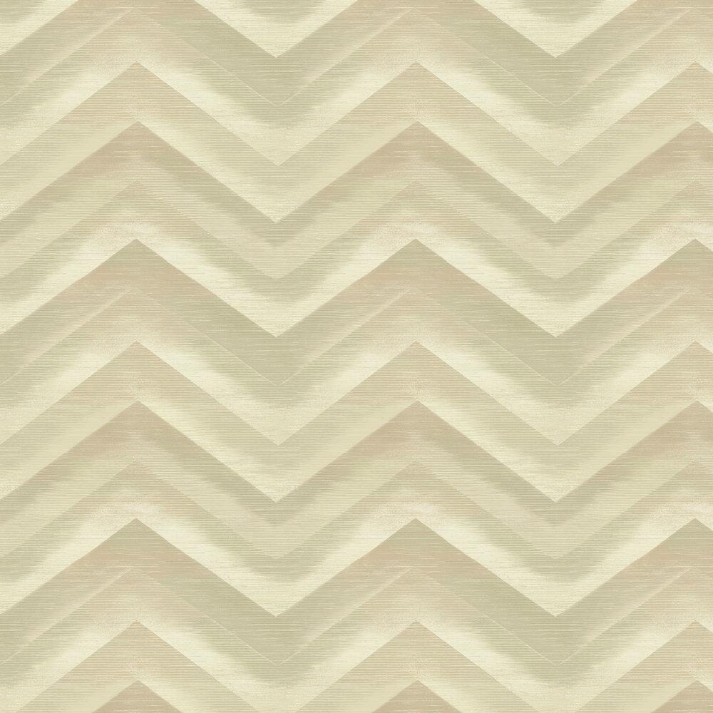 Cascade Wallpaper - Beige - by Albany