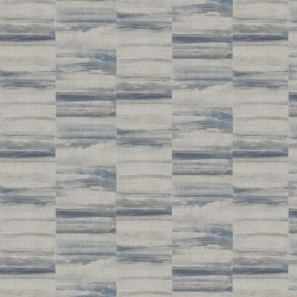 Albany Luna Navy Wallpaper - Product code: 35742