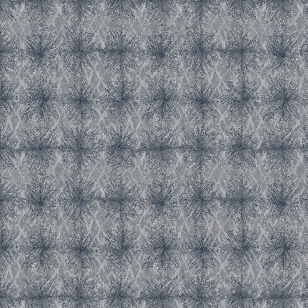 Moonstone Wallpaper - Navy - by Albany
