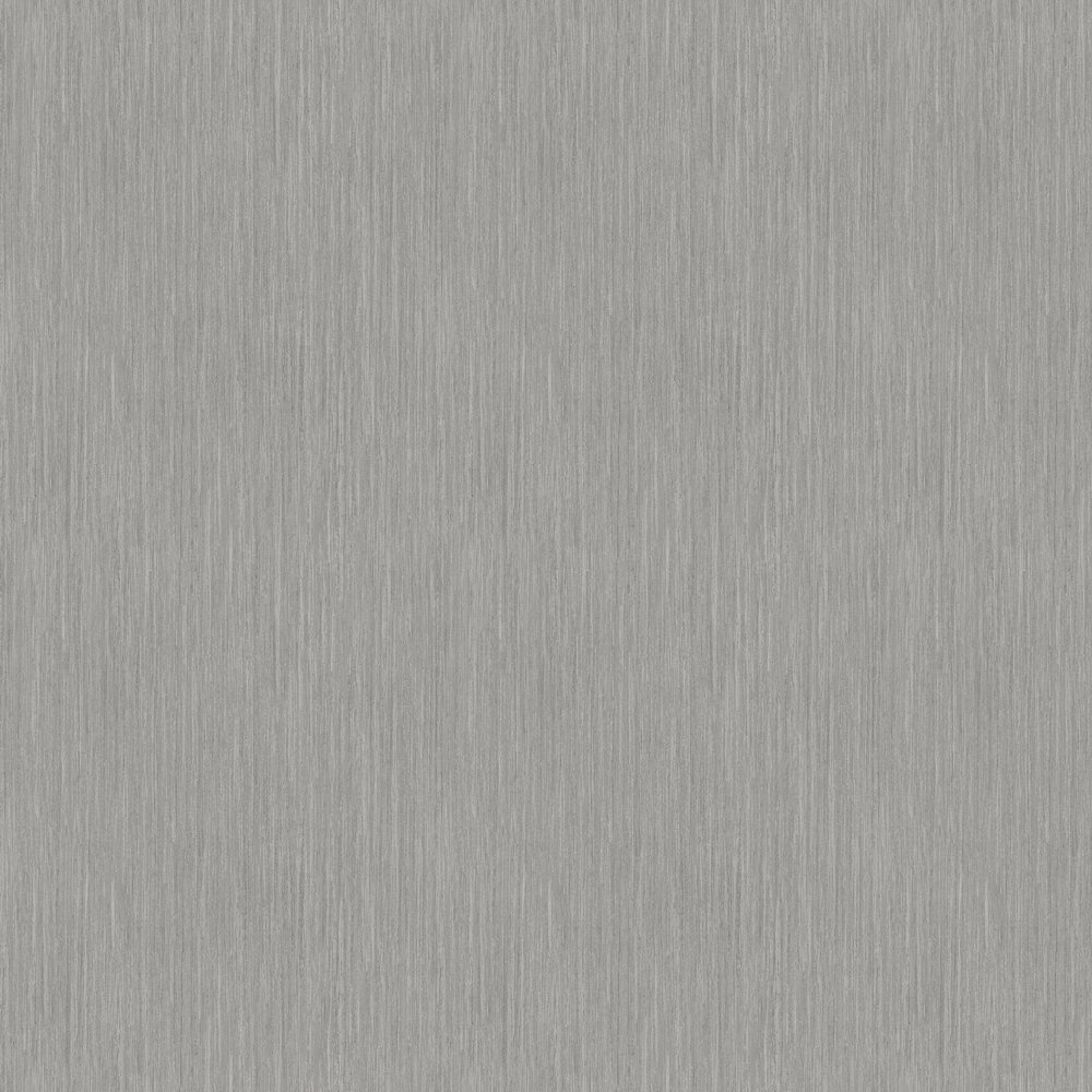 Ziya Wallpaper - Grey - by Albany