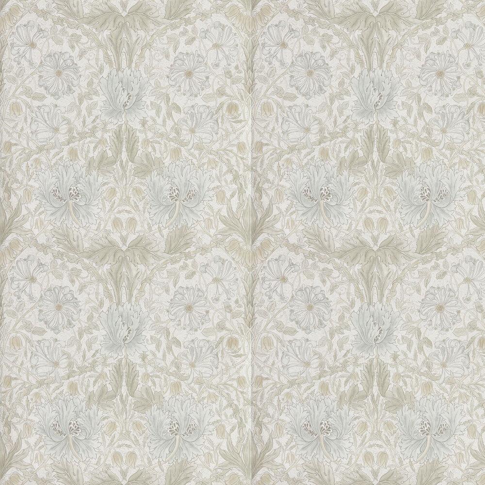 Morris Wallpaper Pure Honeysuckle and Tulip 216526