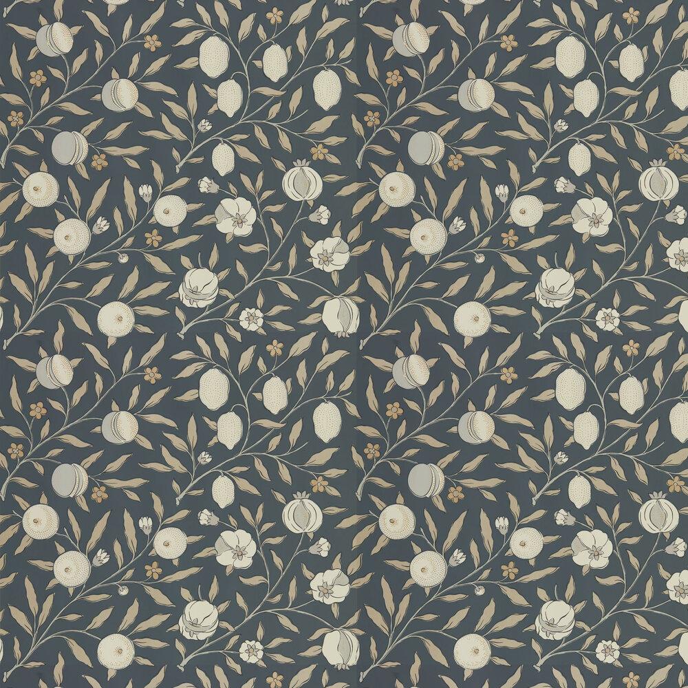 Morris Pure Fruit Black Ink Wallpaper - Product code: 216543
