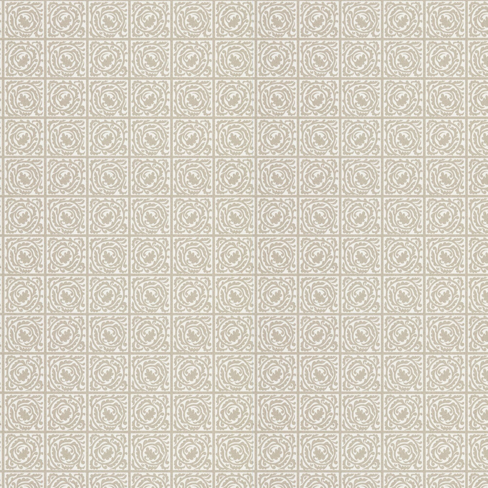 Pure Scroll Wallpaper - Gilver - by Morris