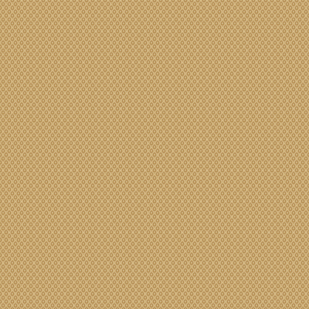 Ambassador Wallpaper - Copper - by Engblad & Co
