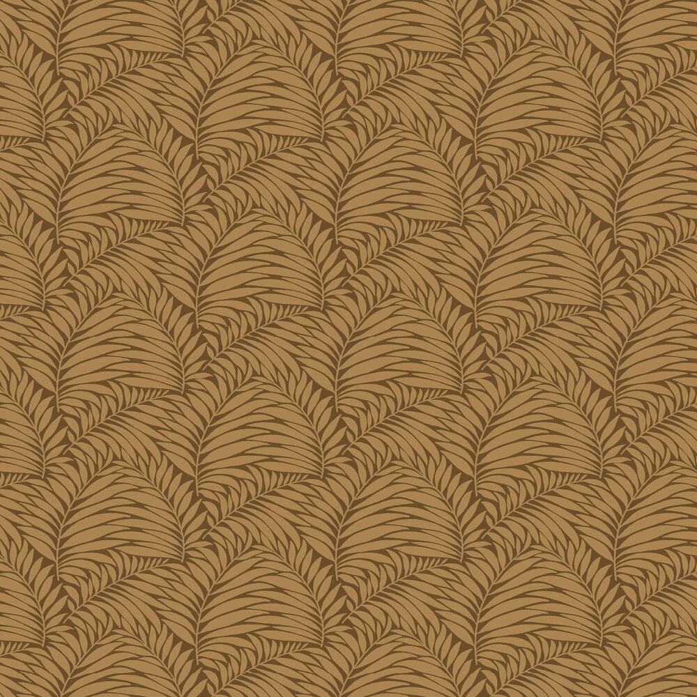 Myfair Wallpaper - Copper - by Engblad & Co
