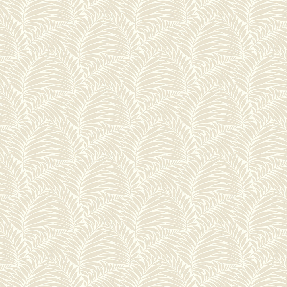 Myfair Flock Wallpaper - Cream and Pink - by Engblad & Co
