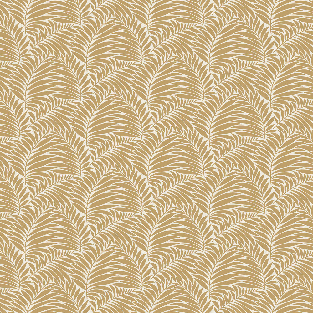 Engblad & Co Myfair Flock Copper Wallpaper - Product code: 6382