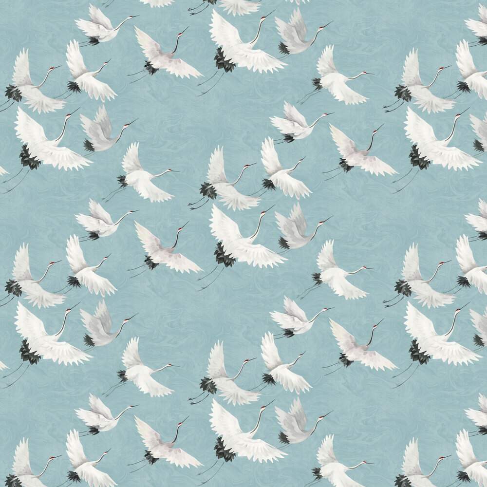 Albany Windsong Turquoise Wallpaper - Product code: FD24300