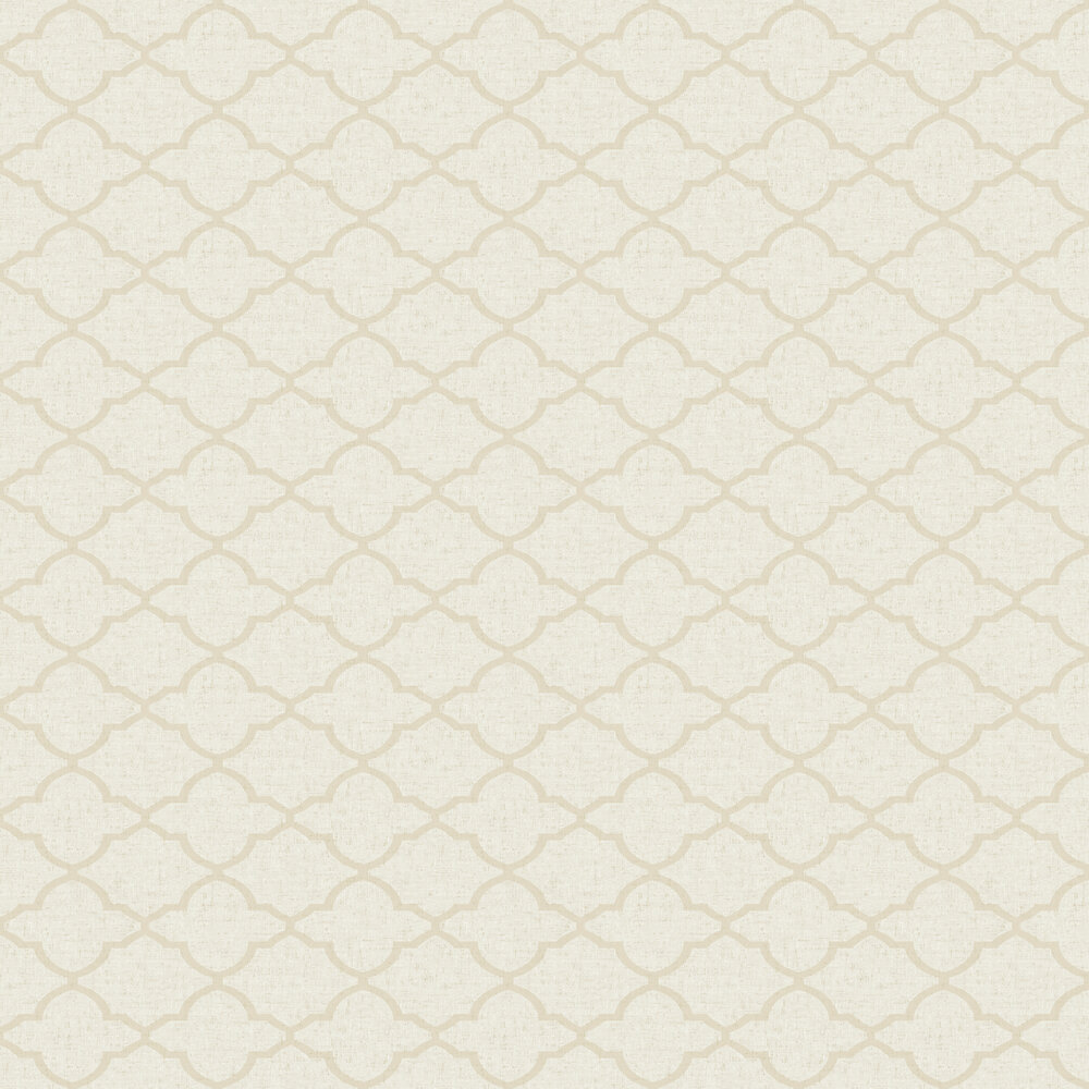 SK Filson Geometric Diamond Beige Wallpaper - Product code: FI2102