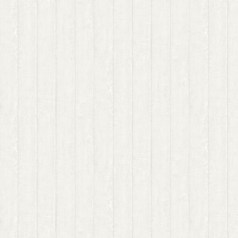 Albany Plank  Off White Wallpaper - Product code: 220827