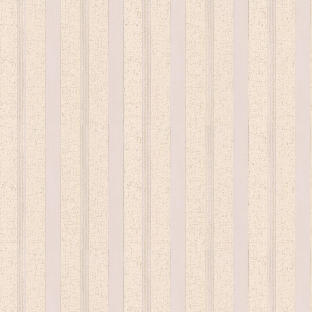 Quartz Stripe Wallpaper - Gold - by Albany