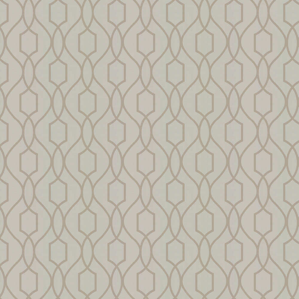 Albany Apex Trellis Beige Wallpaper - Product code: FD41997