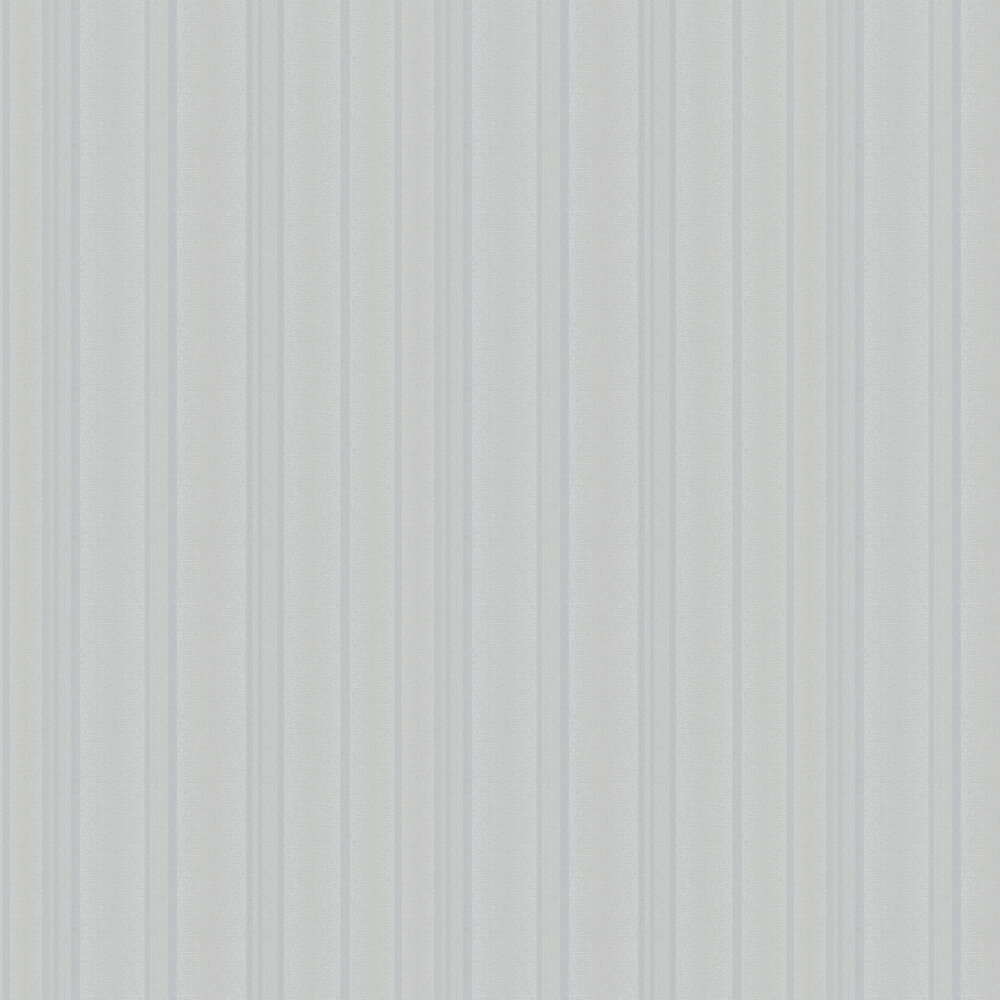 Pulse Stripe Wallpaper - Silver - by Albany