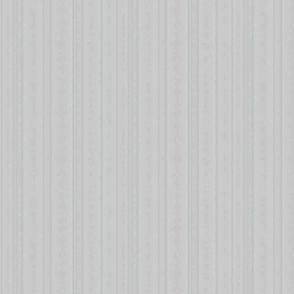Albany Pulse Stripe Silver Wallpaper - Product code: FD42339