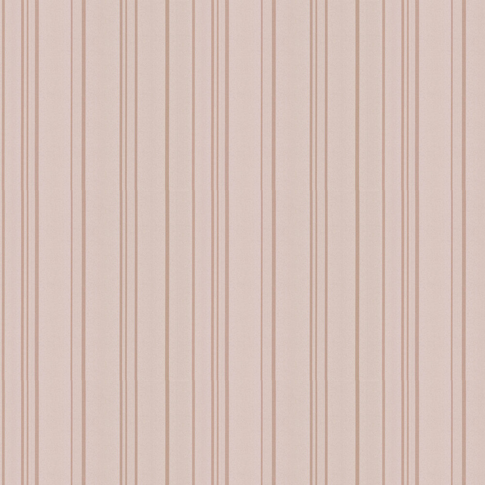 Pulse Stripe Wallpaper - Taupe  - by Albany