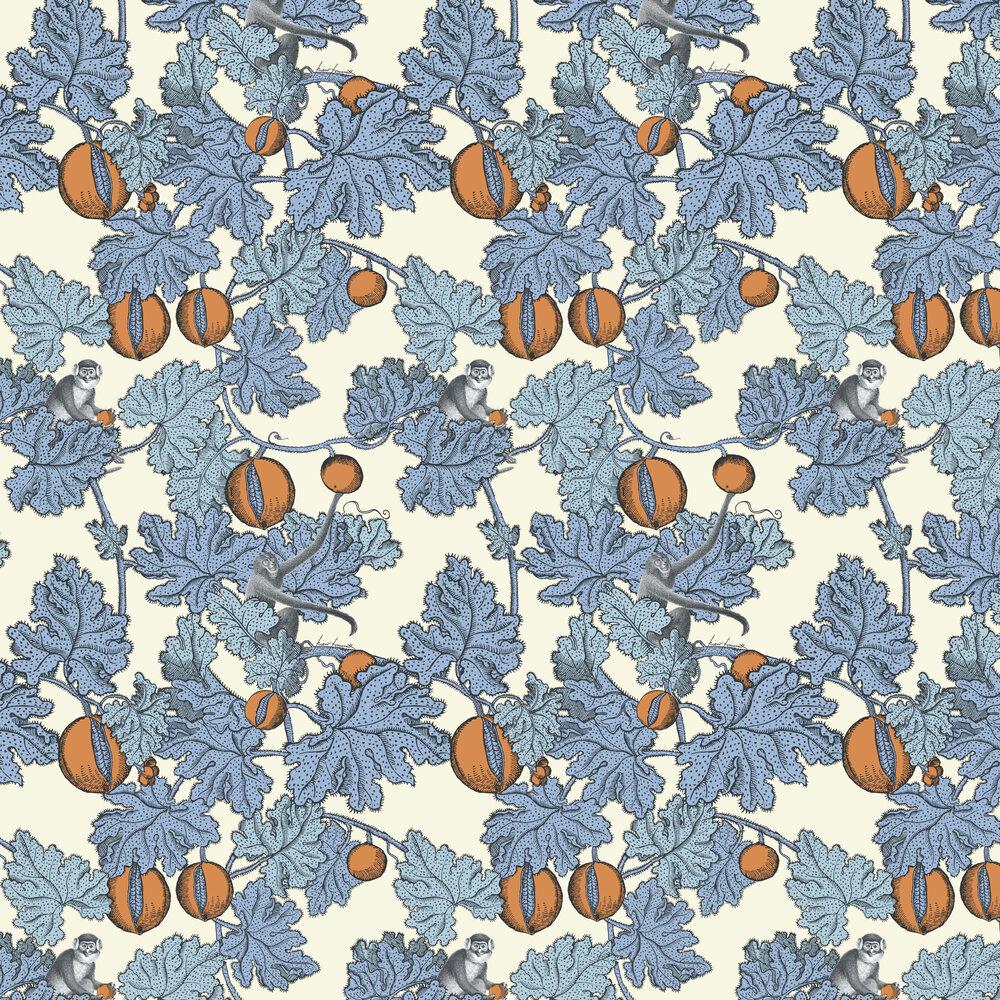 Cole & Son Frutto Proibito Cream Wallpaper - Product code: 114/1003