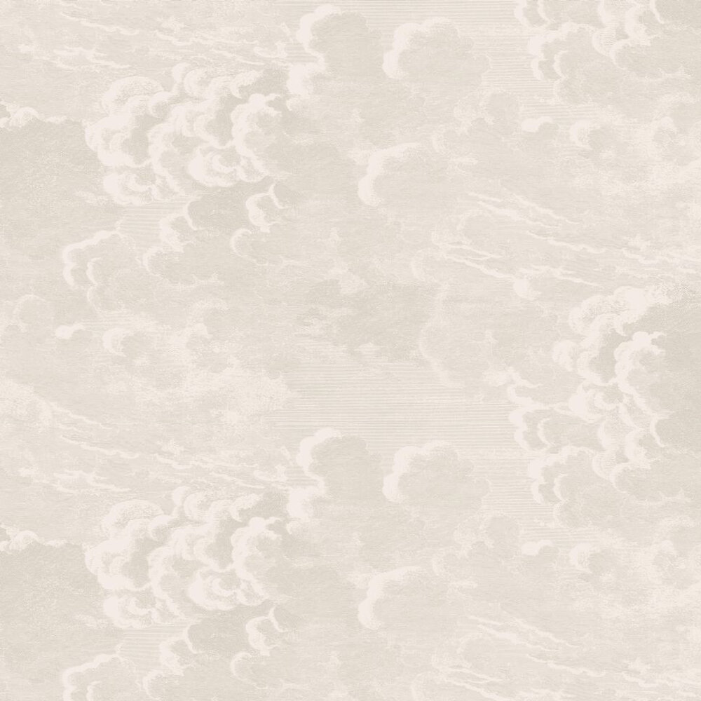 Cole & Son Nuvolette Gold and Silver Wallpaper - Product code: 114/2005