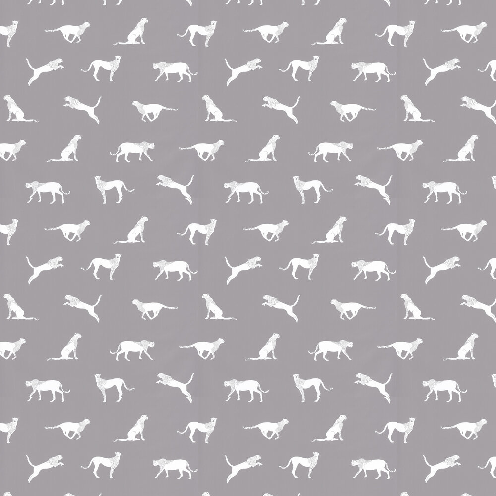 Caselio Cheetah Grey and White Wallpaper - Product code: 69749939