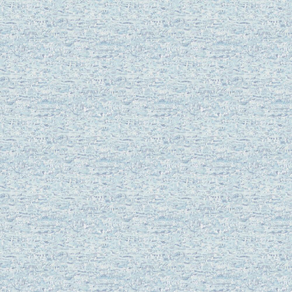 Fractured Texture Wallpaper - Blue - by SK Filson