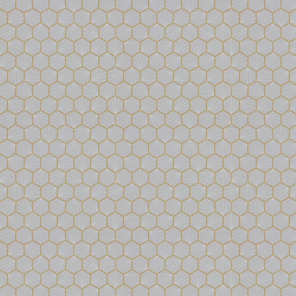 Aikyo Wallpaper - Hemp - by Scion