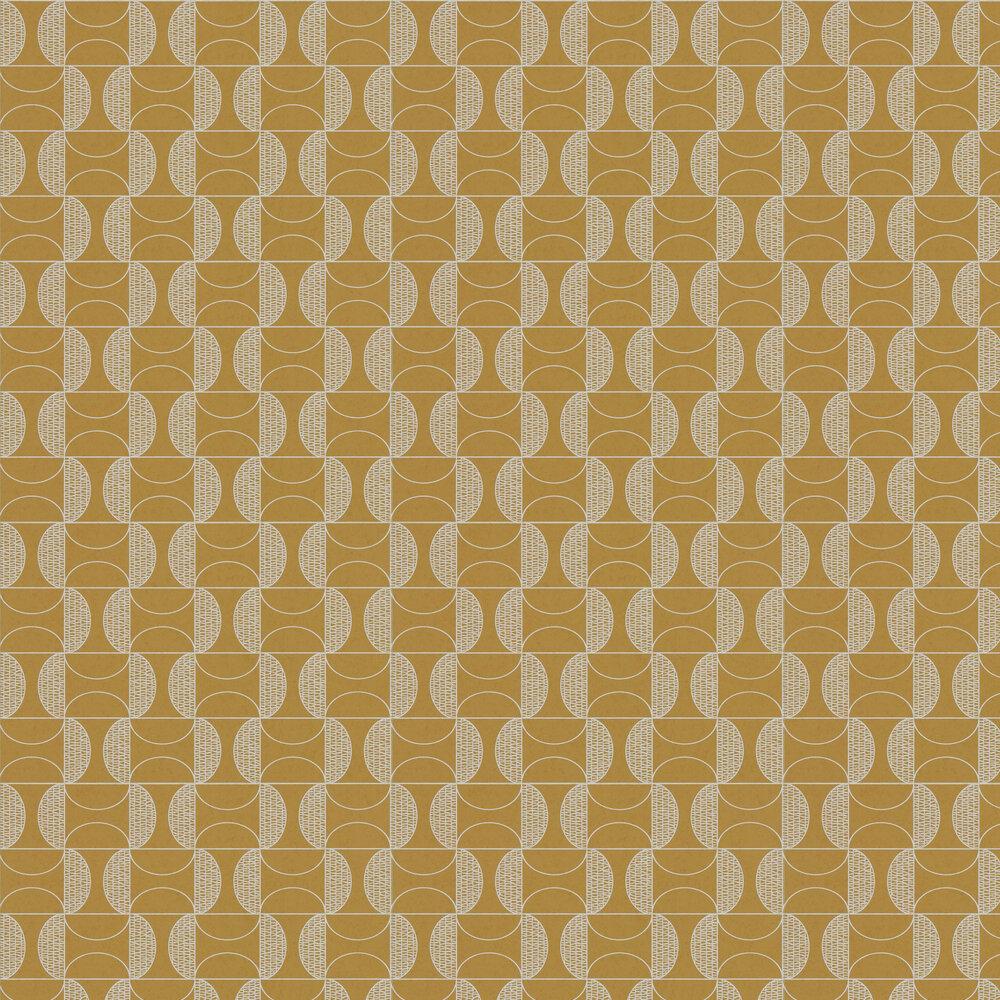 Shinku Wallpaper - Turmeric - by Scion