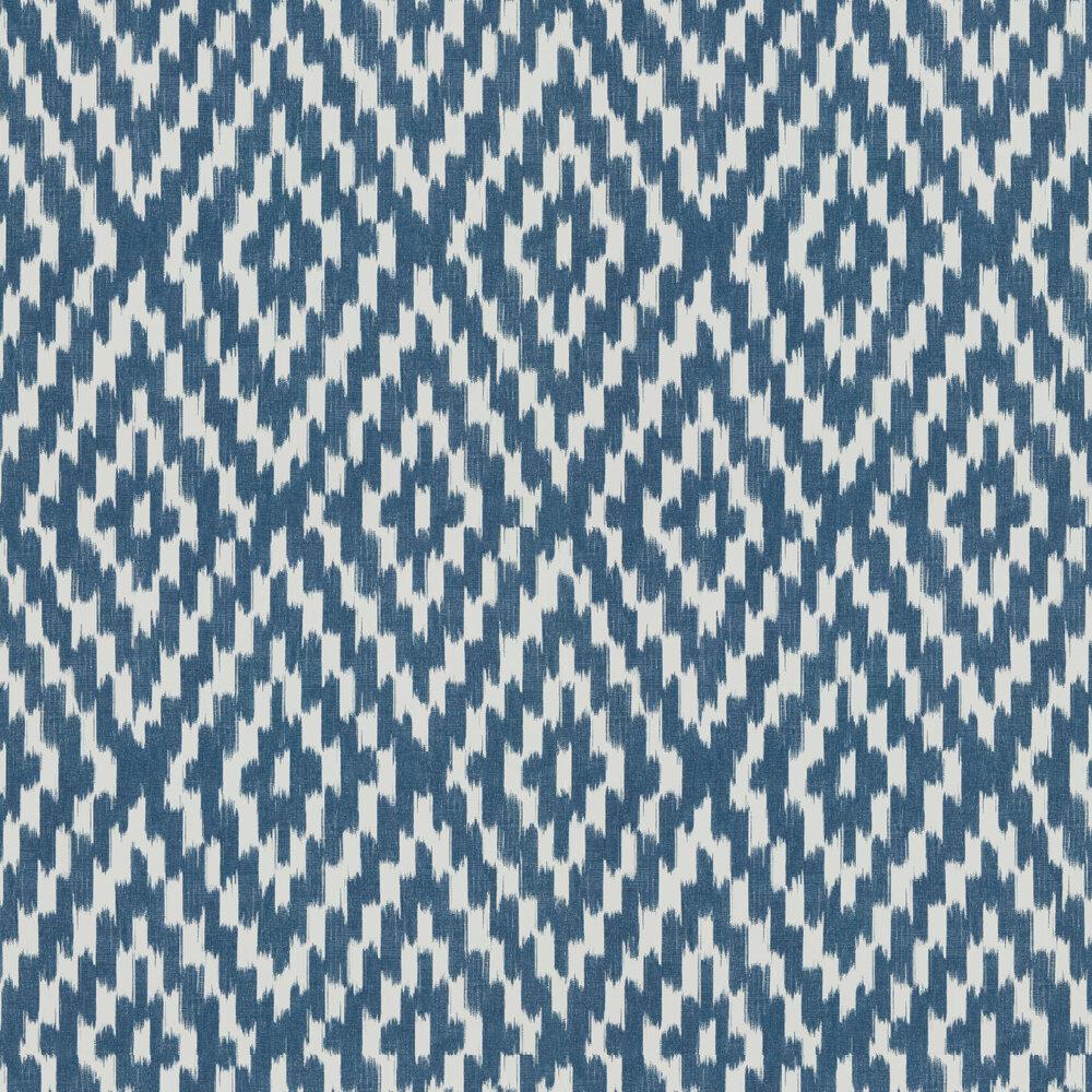 Uteki Wallpaper - Indigo - by Scion