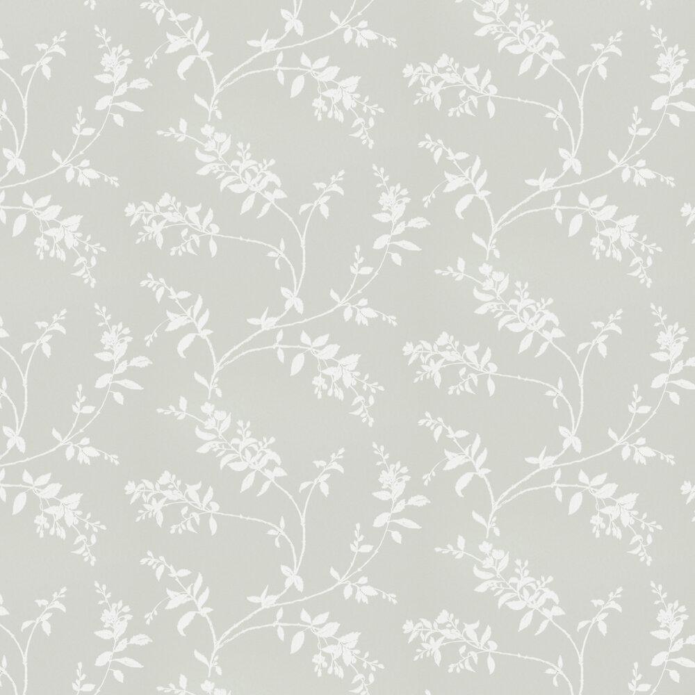 Schersmin Wallpaper - Soft Green - by Sandberg