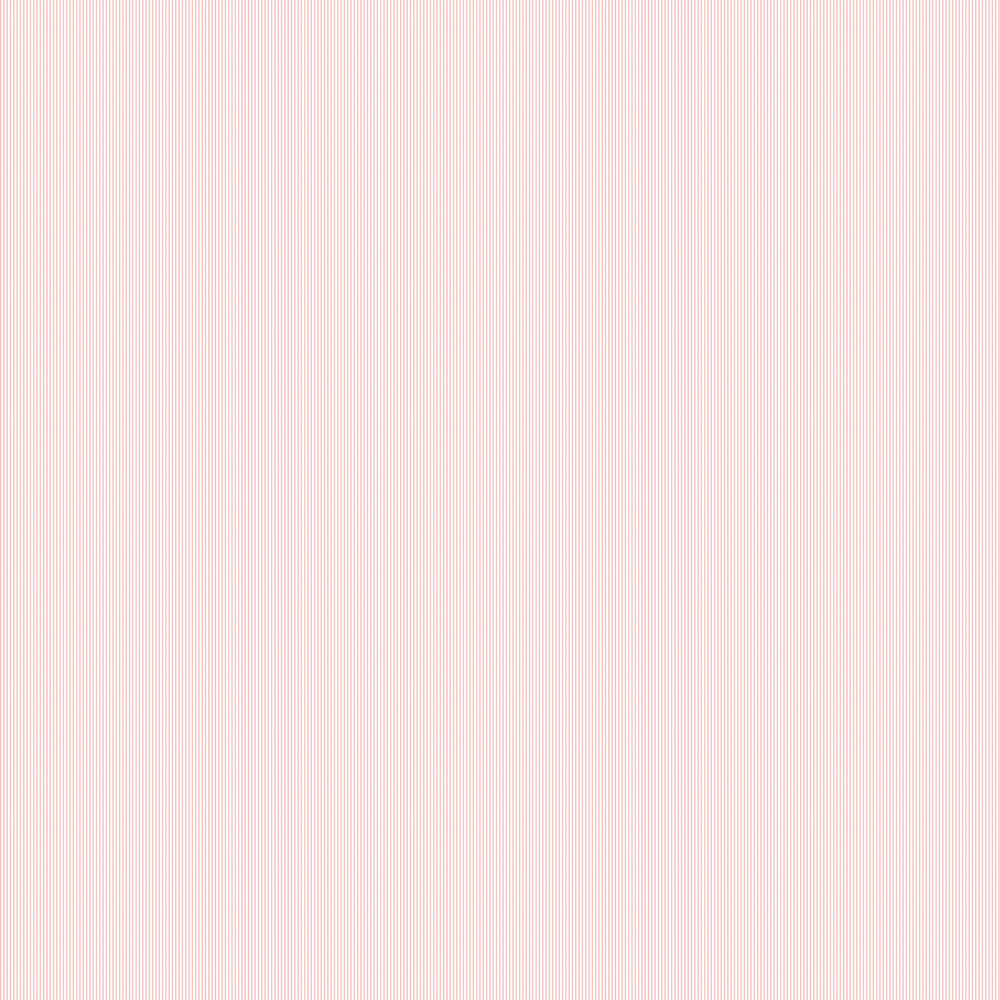 Miniature Stripe Wallpaper - Pink - by Galerie