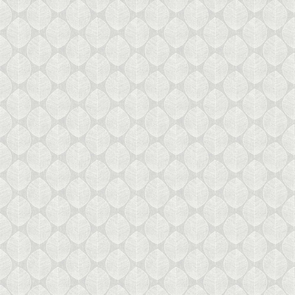 Arthouse Scandi Leaf Grey Wallpaper - Product code: 908203