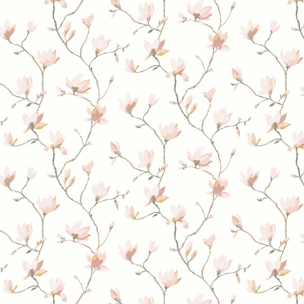 Casadeco Suzhou Rose Wallpaper - Product code: 82364212