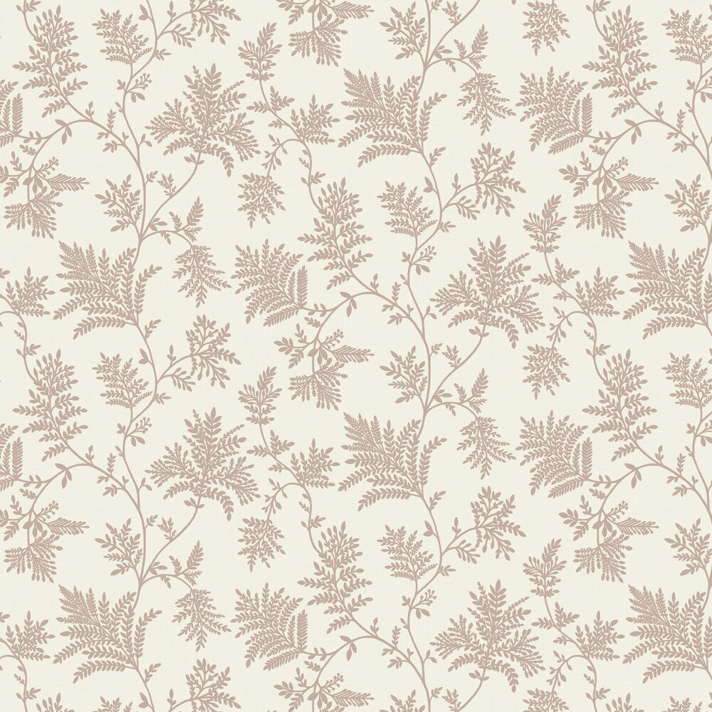 Elsie Wallpaper - Cream - by Albany