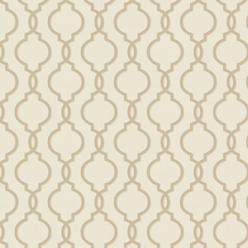 Albany Laticia Gold Wallpaper - Product code: 65491