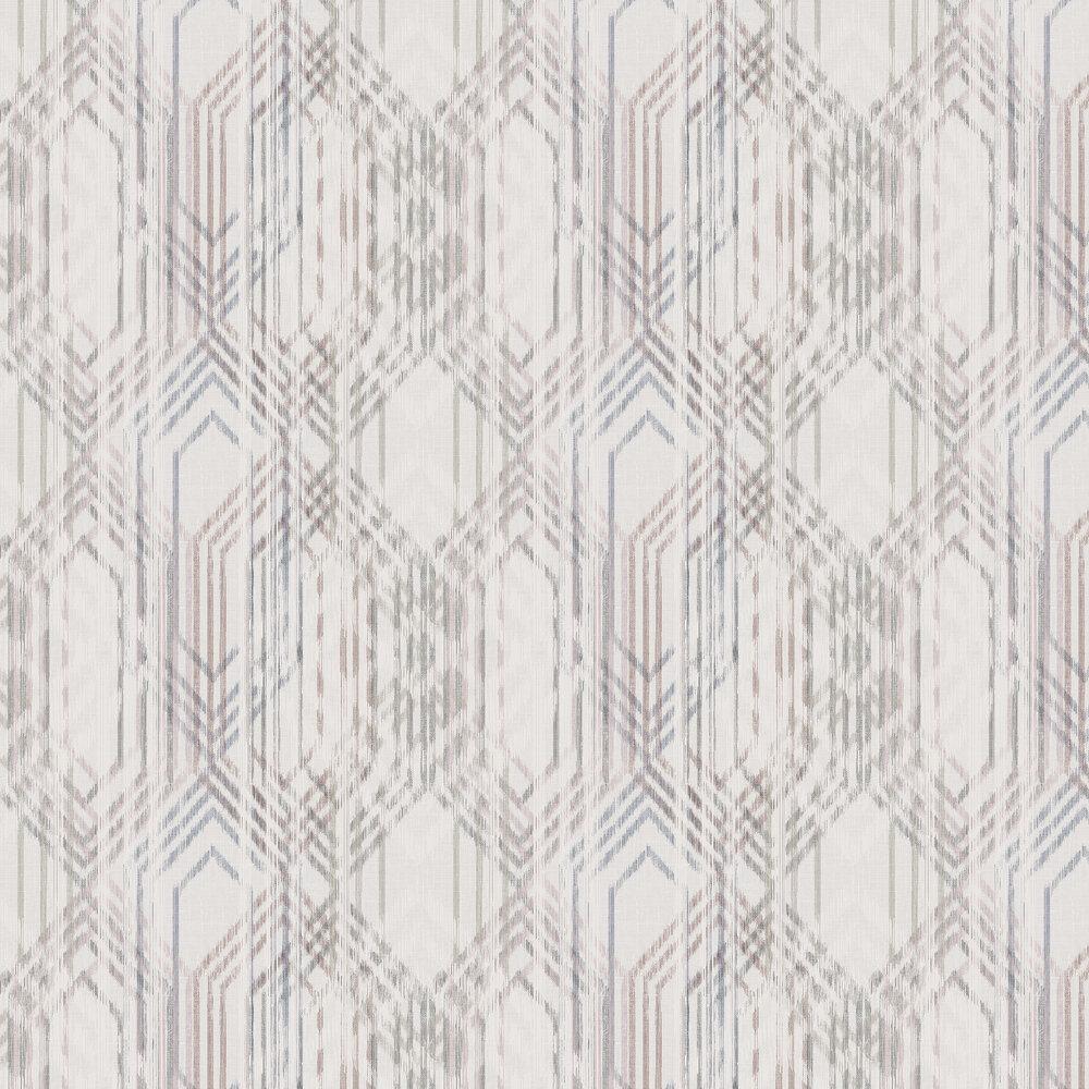 Topaz Wallpaper - Quartz - by Elizabeth Ockford