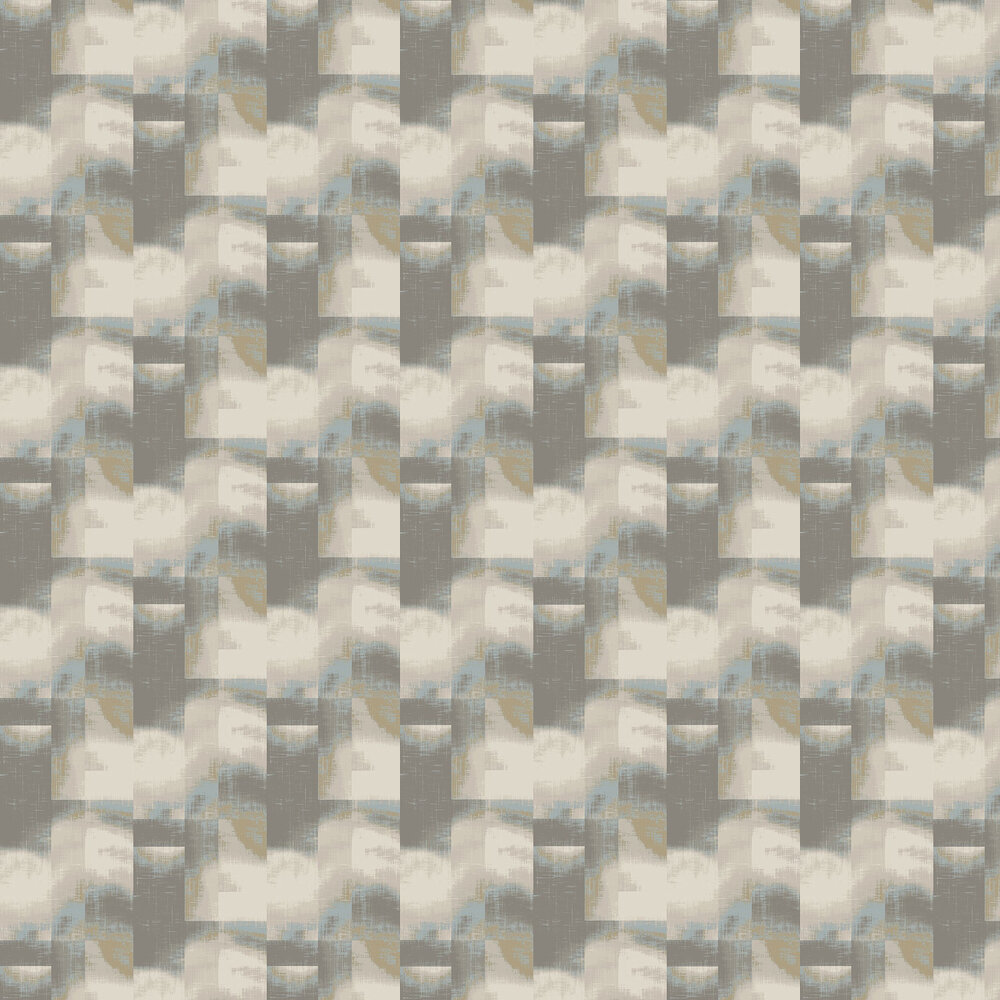 Elizabeth Ockford Clouds Larimar Wallpaper - Product code: WP0140702
