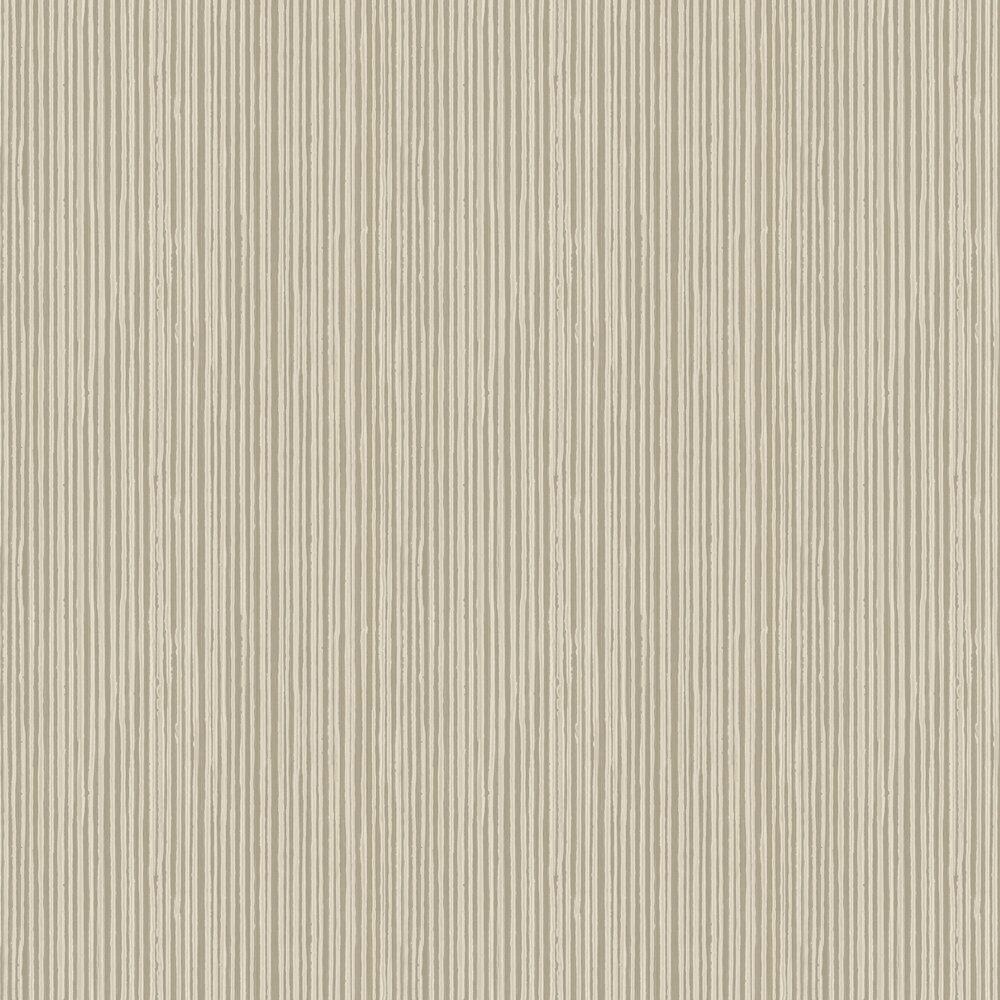 Marble Stripe  Wallpaper - Sandstone - by Elizabeth Ockford