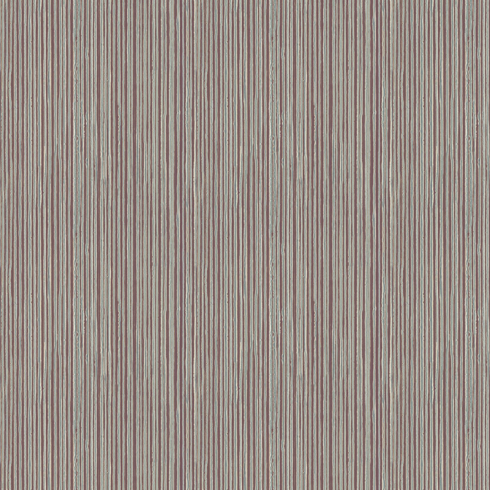 Marble Stripe  Wallpaper - Mineral - by Elizabeth Ockford