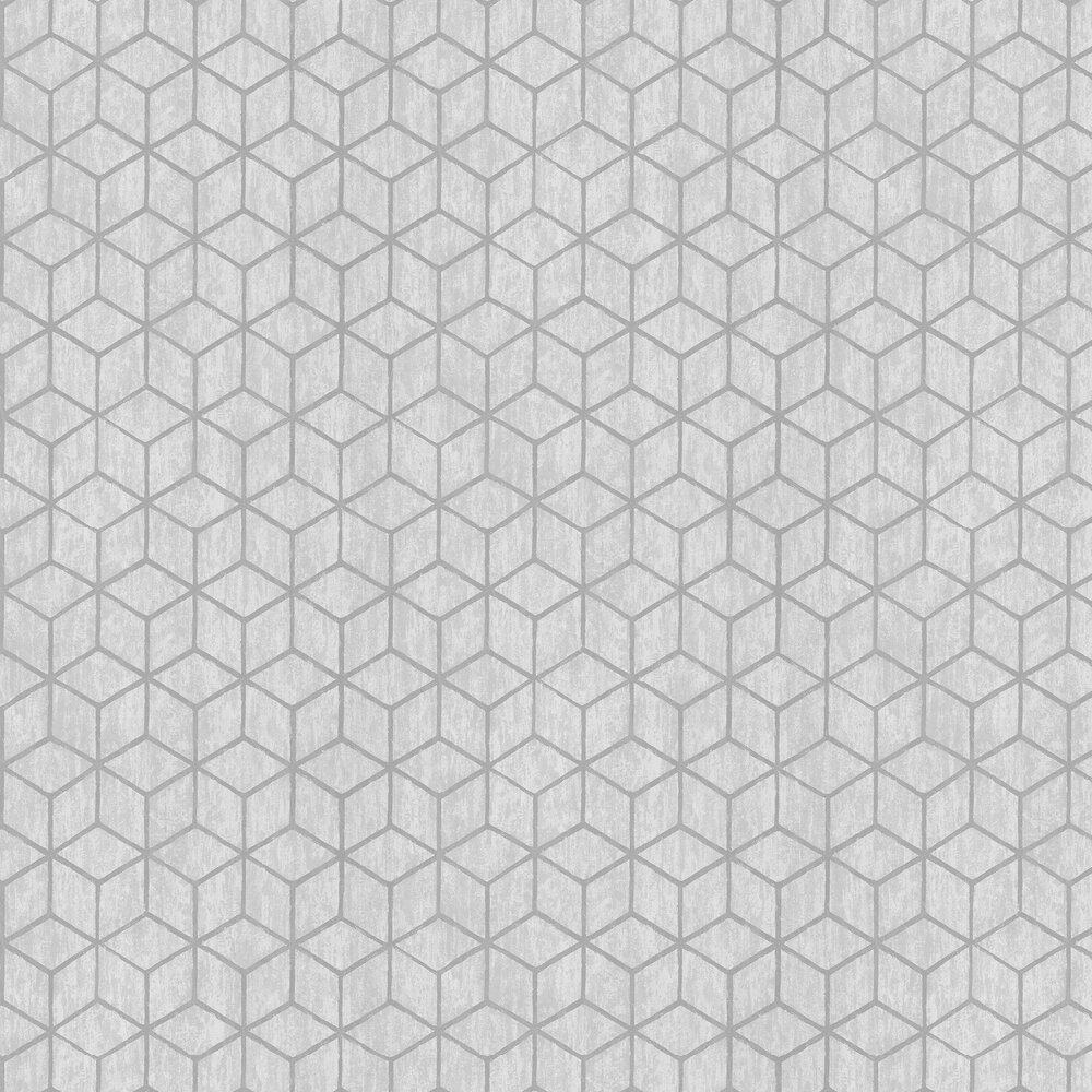 Albany Rochester Silver and Grey Wallpaper - Product code: 65200