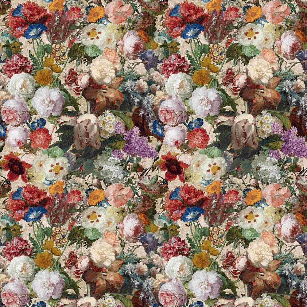 Vilber Lea White / Multicoloured Wallpaper - Product code: LEA 2610 W-10