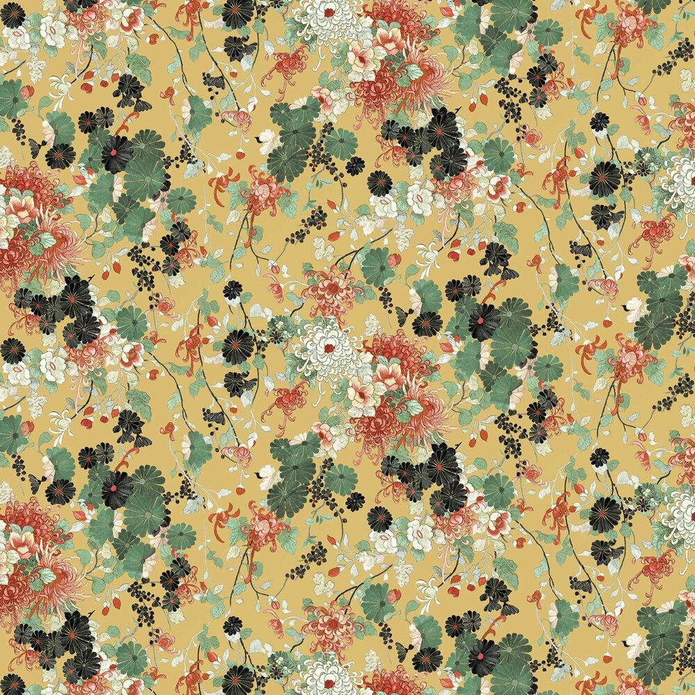 Yokata By Jean Paul Gaultier Golden Wallpaper 331602