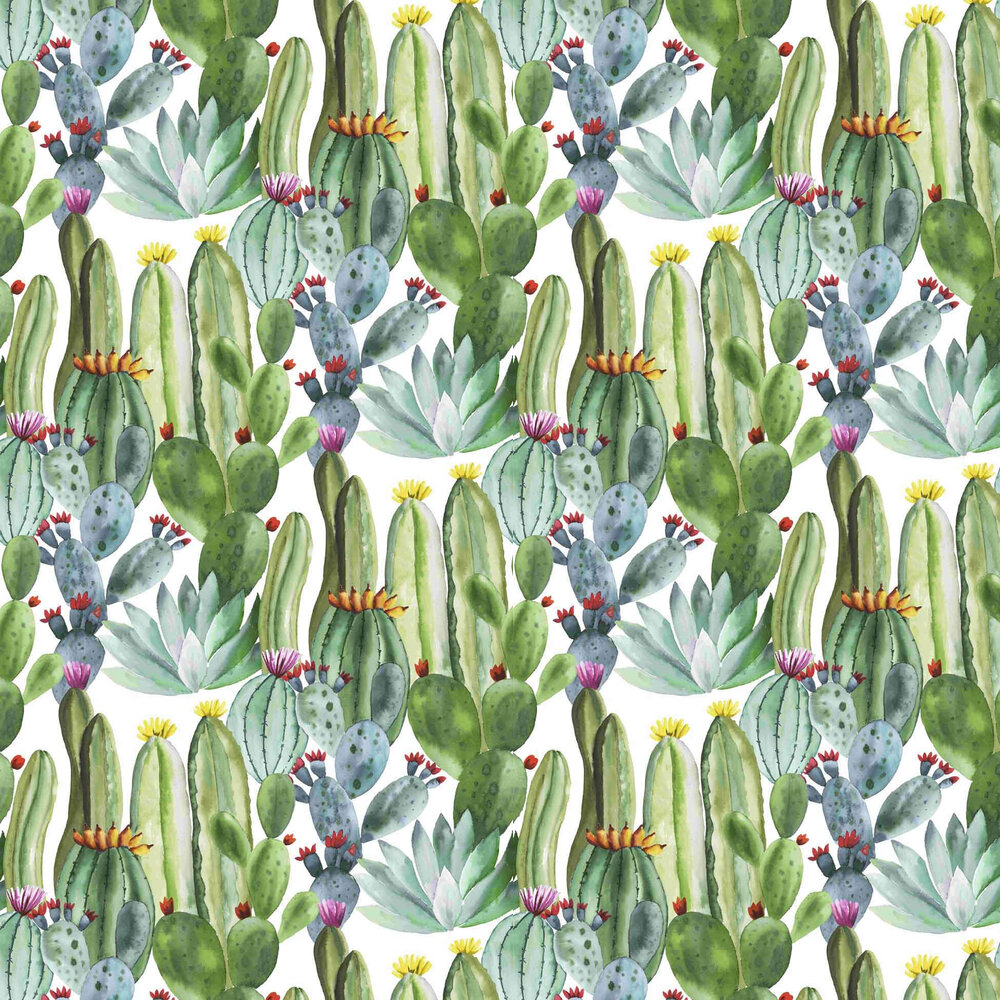Mojave Wallpaper - Green - by Vilber