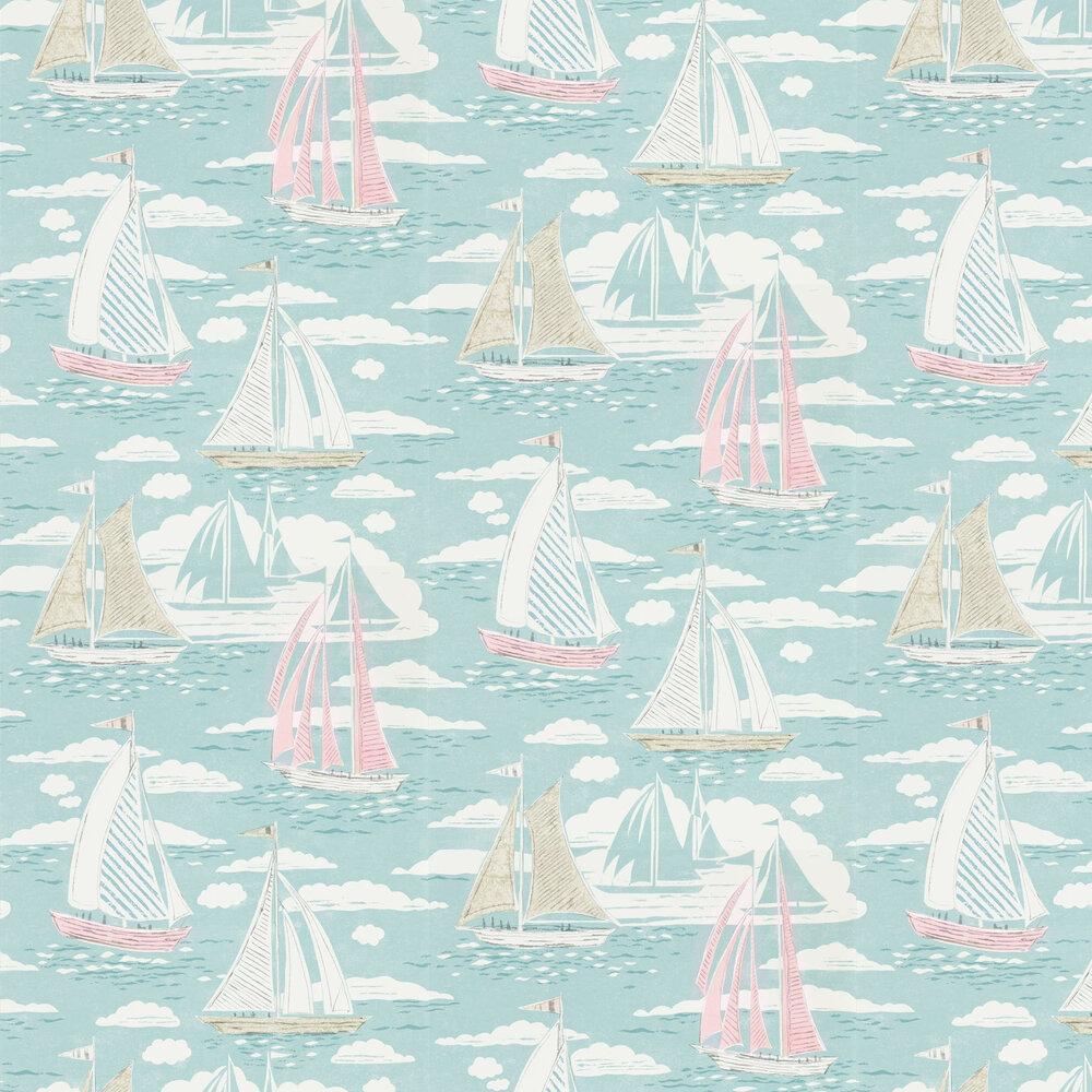 Sailor Wallpaper - Sky - by Sanderson