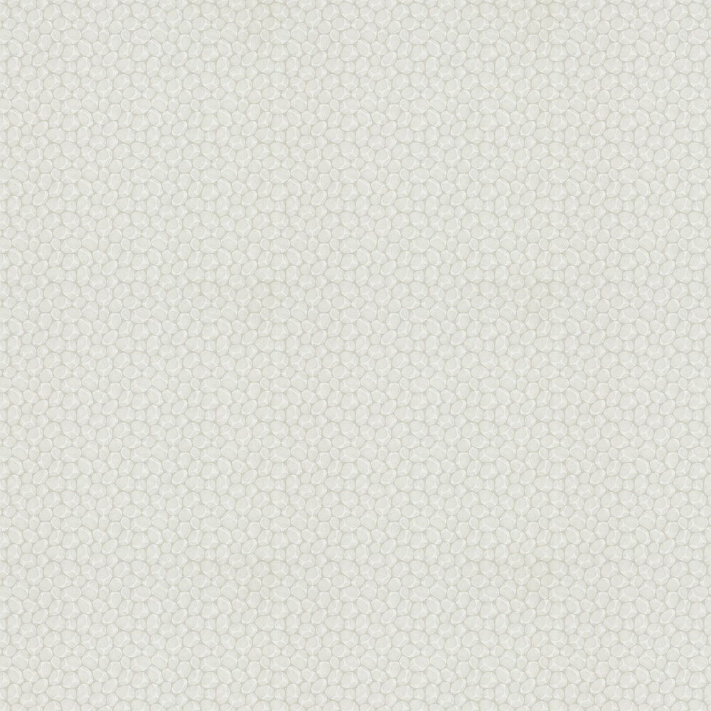 Cobble Wallpaper - Gull - by Sanderson