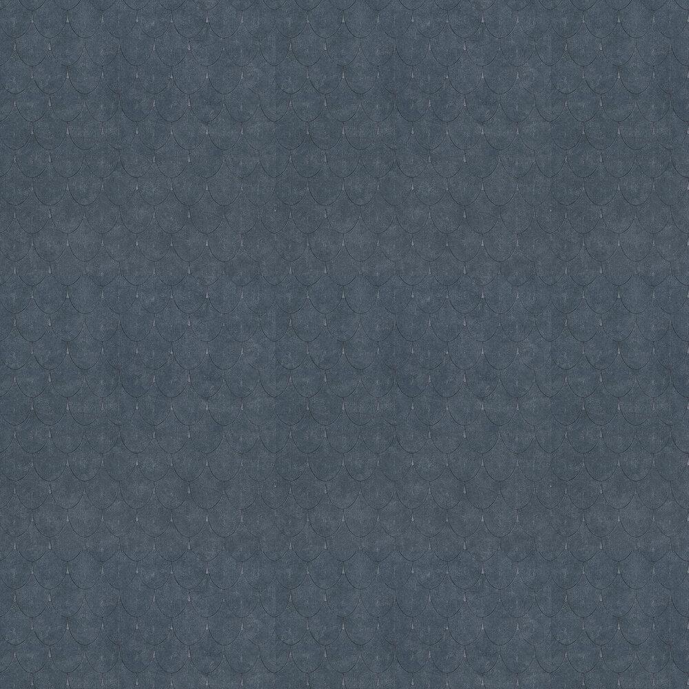 Coordonne Hemingway Dark Blue Wallpaper - Product code: 7000000
